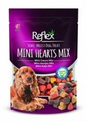 Reflex Semi Moist Yumuşak Mini Kalpler Köpek Ödülü 150 Gr