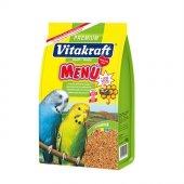 Vitakraft Premium Muhabbet Kuşu Yemi 500 Gr Skt...