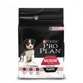 Pro Plan Medium Puppy Sensitive Somonlu Yavru Köpek Maması 3 Kg