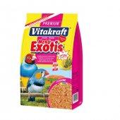 Vitakraft Premium Hint Bülbülü Egzotik Finch Kuş Yemi 500gr 5adet