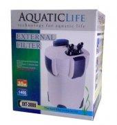 Aquatıc Lıfe Ext 3000 Dış Filtre 1400 L H
