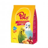 Polo Meyveli Muhabbet Kuşu Yemi 400 Gr X 5 Adet