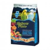 Nature Plan Muhabbet Kuşu Yemi 500GR x 5 ADET