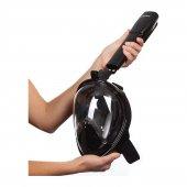 Dalış Şnorkel Maske Aksiyon Kamera Takılan...