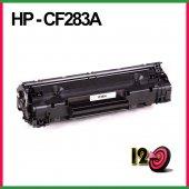 HP 83A / CF283A Muadil Toner