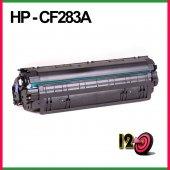 HP 83A / CF283A Muadil Toner-2