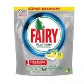 Fairy Platinum 72li Bulaşık Makinesi Kapsülü