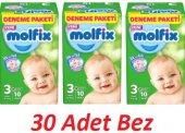 Molfix Deneme Paketi Bebek Bezi Midi 3 Numara 4 9 ...