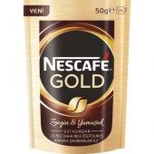 Nescafe Gold Ekopaket 50 Gr
