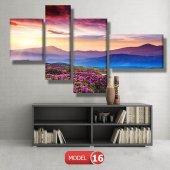 bahar manzarası tabloları MODEL 10 - 129x75 cm-8