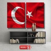 bayrak tablosu MODEL 13 - 120x60 cm-4