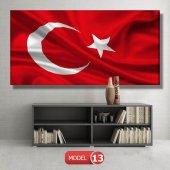 bayrak tablosu MODEL 13 - 120x60 cm-5
