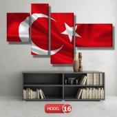 bayrak tablosu MODEL 13 - 120x60 cm-8