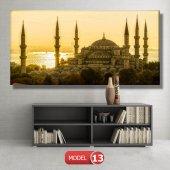 sultan ahmet cami tablosu MODEL 13 - 120x60 cm-5
