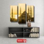 sultan ahmet cami tablosu MODEL 13 - 120x60 cm-7