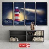 deniz feneri tabloları MODEL 13 - 120x60 cm-3