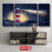 deniz feneri tabloları MODEL 13 - 120x60 cm-4