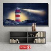 deniz feneri tabloları MODEL 13 - 120x60 cm-5