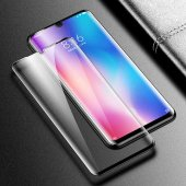 Xiaomi Mi 9 Se Kenarları Kırılmaya Dayanıklı Cam Ekran Koruyucu