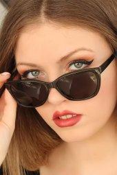 Yeşil Çerçeveli Clariss Bayan Güneş Gözlüğü-2