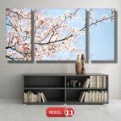 bahar çiçekleri tabloları MODEL 9 - 162x75 cm-6