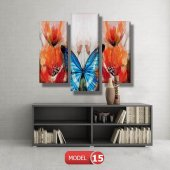 mavi kelebeki tablo modelleri MODEL 16 - 184x107 cm-7