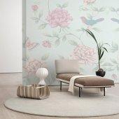 Çiçek Desenli Duvar Kağıdı - Seçenekli Ürün 600x300 cm