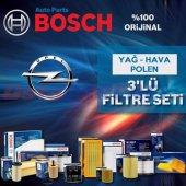 Opel Astra J 1.4 16v Turbo Bosch Filtre Bakım Seti...