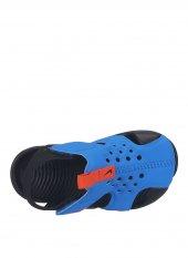 Nıke Sunray Protect 2 (Td) Çocuk Sandalet Saks...