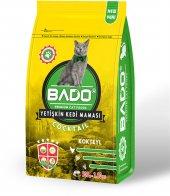 Bado Kedi Maması Kokteyl 500gr. 2 Paket