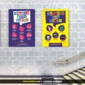 Imanın Şartı İslamın Şartı İmamhatip Okul Ve Sınıf Posterleri