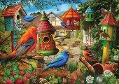 Ks Games 3000 Parça Bird House Gardens Puzzle Ciro Marchetti