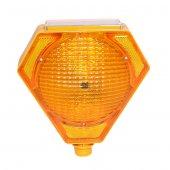 Maxsafety Ms1 8501 Güneş Enerjili Üçgen Led Flaşör Çakar Lamba