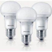 Philips Essential 6w 42w E27 6500k 3' Lü Eko Paket Beyaz Işık