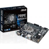 Asus PRIME B250M-K LGA1151 DDR4 DVI-D-Sub USB 3.0