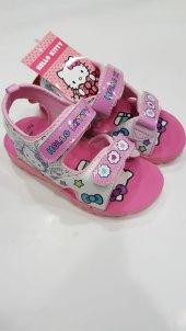 73018 Lisanslı Hello Kıtty Kız Çocuk Sandalet