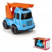 Pilsan Süper Trucks Kamyonlar - Erganomik Tasarım Dayanıklı 07-65-3