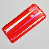 Edelfalke Huawei P20 Lite Dome Kapak Kılıf Kırmızı