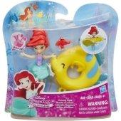 Disney Princess B8966 Little King Yüzen Prensesler-2