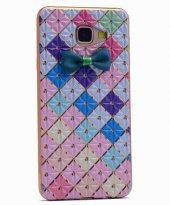 Galaxy A5 2016 Kılıf Zore Papyon Silikon + Cam Ekran Koruyucu Hed-7