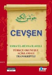 Cevşen Türkçe Okunuşlu