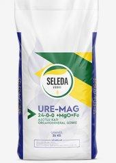Seleda Ure Mag 24 0 0 + Mgo + Fe Azotlu Organomineral Granül Gübre