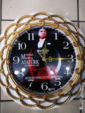 Atatürk Resimli Saat
