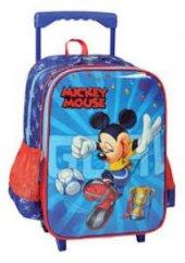 Mickey Mouse Çekçek Okul Çanta 73116
