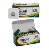 Maxell 395 Sr927sw Hafıza Saati Pili 10 Adet