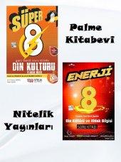 Süper Enerji 8. Sınıf Din Kültürü Ve Ahlak...