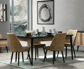 Charlene Yemek Odası Takımı-Masa Sandalye Konsol Tv Ünitesi-4