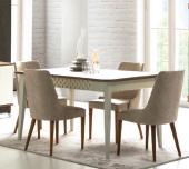 Stacey Yemek Odası Takımı Masa+4 Adet Sandalye