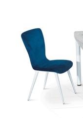 Regina 4 Adet Metal Ayaklı Mutfak Salon Cafe Bahçe Sandalyesi