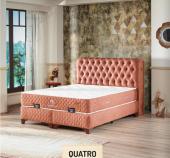 Quatro Çift Kişilik Baza+başlık 180x200